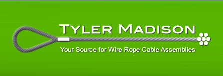 Tyler Madision Wire Rope Assemblies