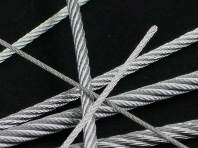 aircraft wire rope
